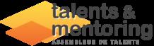 Talents Mentoring Logo Noir